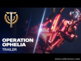 Vidéo Skyforge - Operation Ophelia