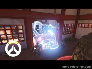 Vidéo Overwatch - Les capacités de guerrier de Hanzo