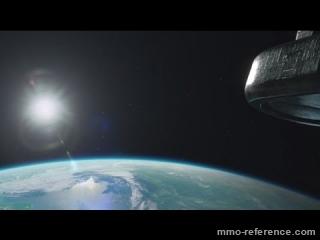 Vidéo Ion - Teaser du mmo de colonisation spatiale par l'homme
