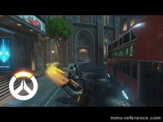 Vidéo Overwatch - Les capacités de Reinhardt et de son armure