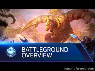 Vidéo Heroes of the Storm - Aperçu du Champ de bataille Sky Temple