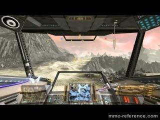 Vidéo MechWarrior Online - Vue des terrains d'essai et de nouveaux contrôles