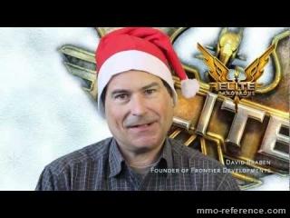 Vidéo Elite Dangerous - David Braben vous souhaite un joyeux noel 2012