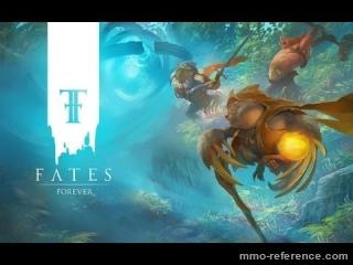Vidéo Fates Forever -  Un jeu d'arène de combat en ligne multijoueur
