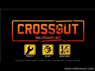 Vidéo Crossout - Première vidéo de gameplay présentant les aspects du jeu