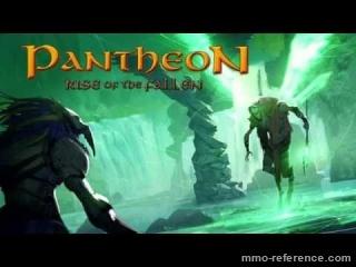 Vidéo Pantheon - Découverte du mmorpg 2017 en accès anticipé
