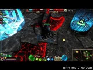 Vidéo Dragons and Titans - Info sur le Dragon Venomtail dans le jeu