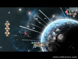 Vidéo DarkOrbit - Teaser Trailer 2011 du jeu par navigateur