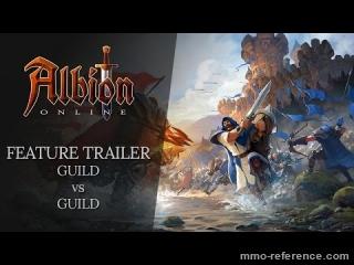 Vidéo Albion online - Un mmorpg GvG de Guildes contre Guildes