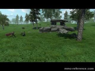Vidéo Pathfinder Online - Un mmo Fantasy Sandbox à venir