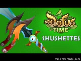 Vidéo Dofus - Le Monde des Douze et les Shushettes