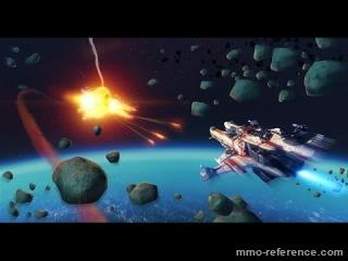 Vidéo Star Conflict - Comment  naviguer et verrouiller une cible ?