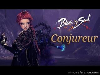Vidéo Blade and Soul - Qui est le Conjureur ?