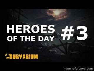 Vidéo Survarium - Les meilleurs moments du jeu en ligne #3