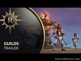 Vidéo Revelation Online - Un système de guildes révolutionnaire pour un mmorpg