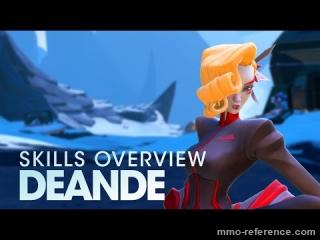 Vidéo Battleborn - Les compétences de Deande