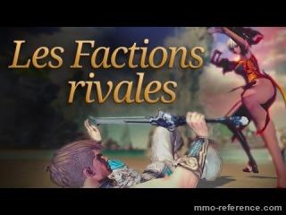 Vidéo Blade and Soul - Découvrte des factions rivales