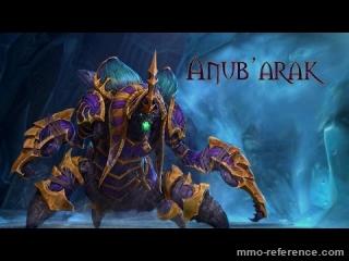 Vidéo Heroes of the Storm - Présentation du héros Anub'arak