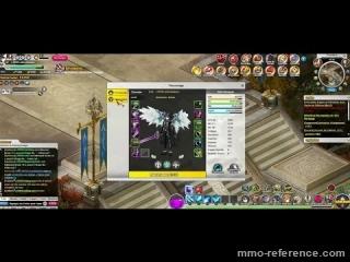 Vidéo Sao's legend - Découverte du mmorpg de Sword Art Online