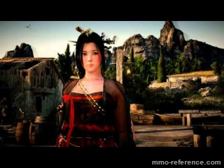 Vidéo Black Desert Online - Classe Maehwa