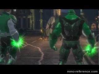 Vidéo DC Universe Online - Combats pour la lumière - Cinematique