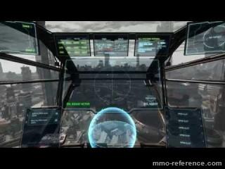 Vidéo Star Citizen - Démo de l'Univers Persistant