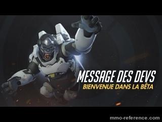 Vidéo Overwatch - Bienvenue dans la bêta en ligne !