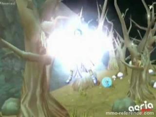 Vidéo Grand Fantasia - Petite Vidéo de l'environnement du jeu par AeriaGames