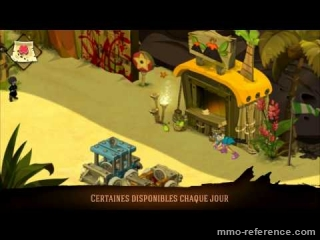Vidéo Dofus - Les quêtes du mmorpg stratégique
