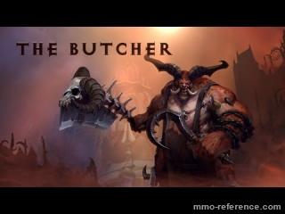 Vidéo Heroes of the Storm - Présentation du héros Butcher