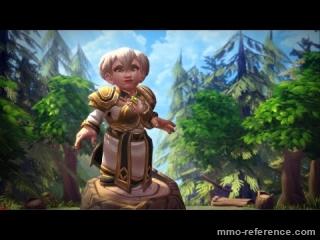 Vidéo Heroes of the Storm - Présentation du héros Chromie