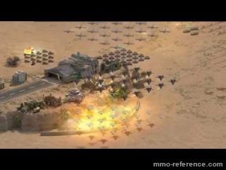 Vidéo Alphawars - Gameplay du jeu de stratégie en temps réel