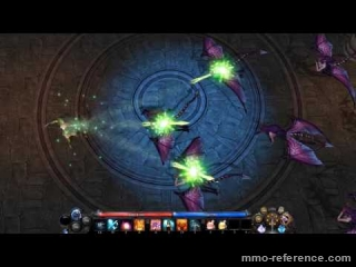 Vidéo League of Angels 2 - Les combats des anges
