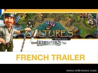 Vidéo Cultures Online - Le Free2Play jeu de stratégie FR