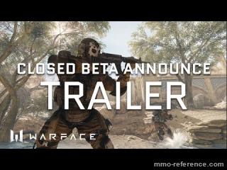 Vidéo Warface entre en bêta fermée