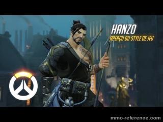Vidéo Overwatch - Découvrir le personnage de Hanzo en pleine partie