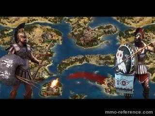 Vidéo Sparta: War of Empires - Règne sur ta propre cité