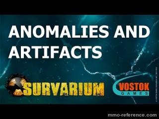 Vidéo Survarium - Guide des anomalies et des artefacts