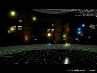 Vidéo Star Citizen - La carte de la galaxie