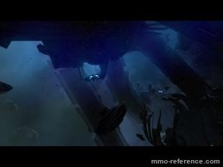 Vidéo Trailer du MMORPG EVE Online Odyssey