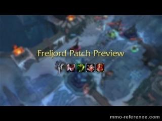 Vidéo League of Legends - Petit aperçu du patch Freljord
