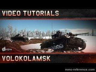 Vidéo War Thunder - Comment bien jouer la map Russe de Volokolamsk ?