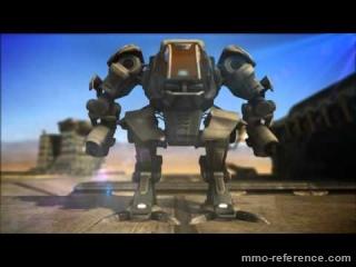 Vidéo Line of Defense - Trailer du MMO planétaire et spatial