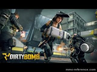 Vidéo Gagner de l'argent dans le MMOFPS Dirty Bomb !