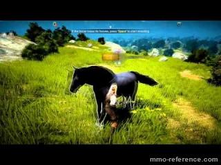 Vidéo Black Desert Online - Contenu du mmorpg sandbox