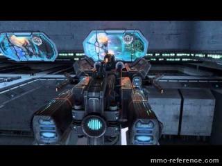 Vidéo Star Conflict - Vaisseau - Мammoth