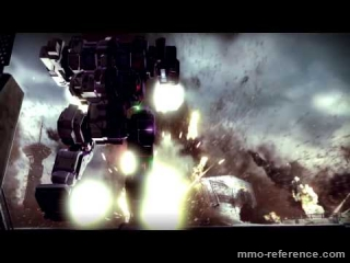 Vidéo MechWarrior Online - Blackjack Hero Mech