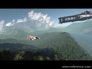 Vidéo Dual Universe - Teaser à l'E3 2016 du mmo sandbox