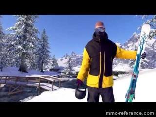 Vidéo Snow - Le jeu de sport arrive sur Playstation 4