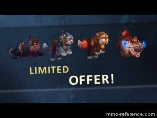 Vidéo Allods Online -- Pat the Cat!